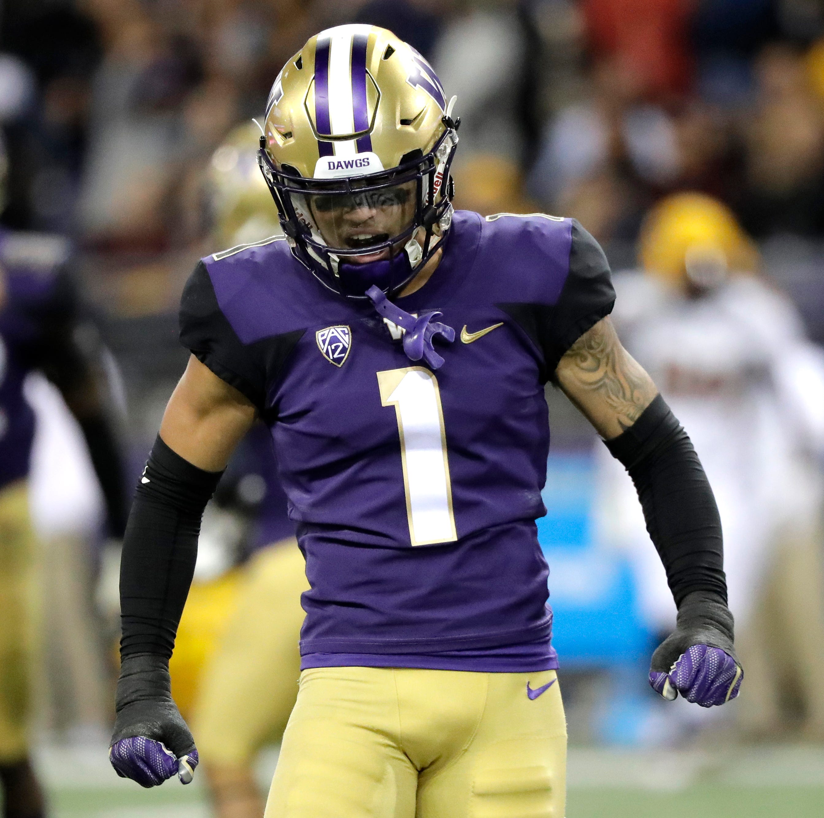 Cardinals pick former Saguaro defensive back Byron Murphy in second round of NFL draft