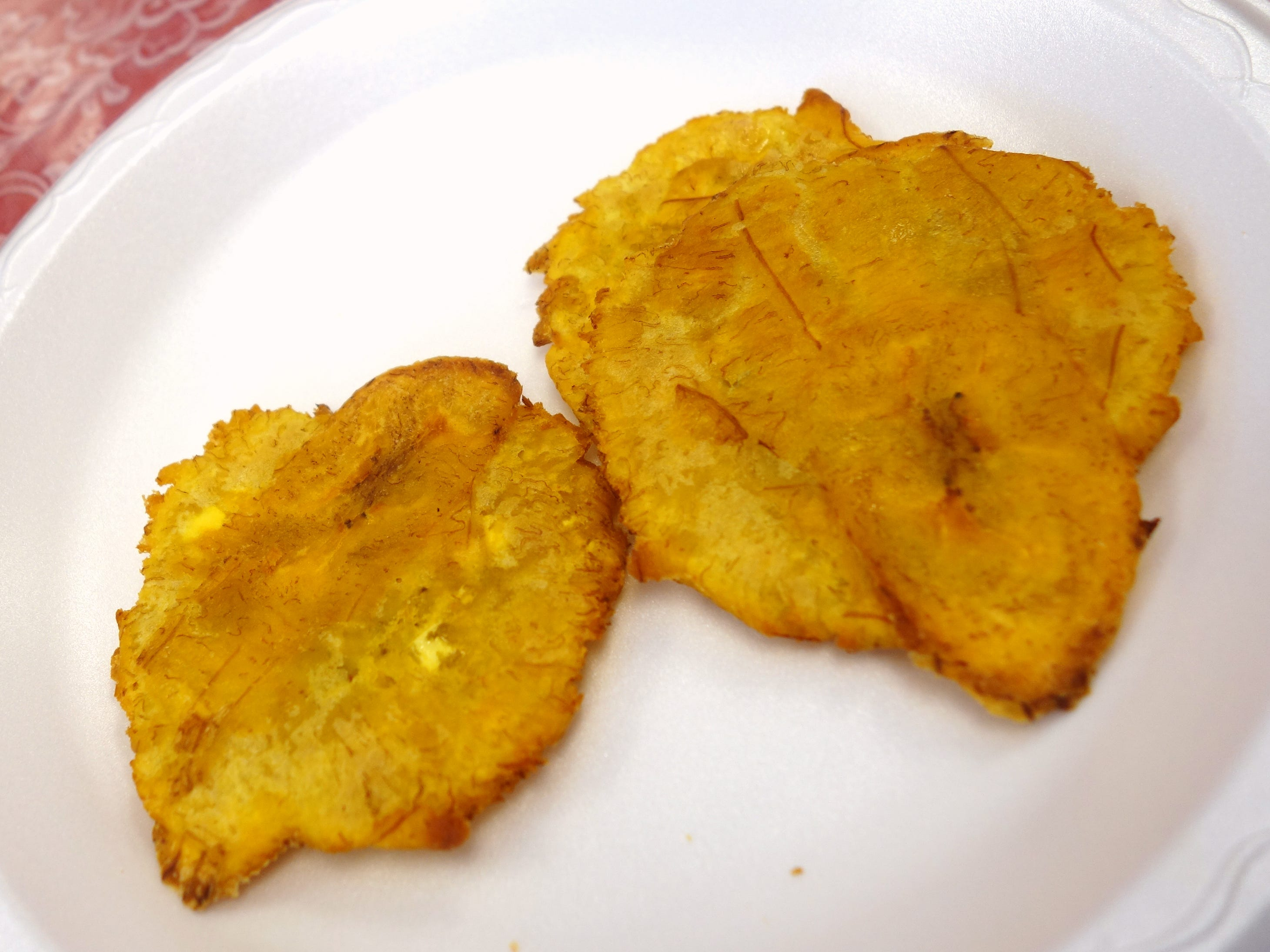 Tostones (fried green plantains) at Millie's Cafe in Mesa.