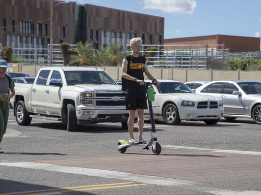 ASU has impounded 888 scooters, collected nearly $80K in