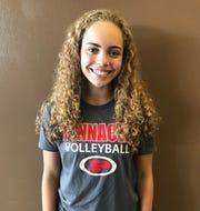 Phoenix Pinnacle's Kylee Stokes is this weeks Girls Athlete of the Week.