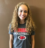 Phoenix Pinnacle's Kylee Stokes is this weeks Girls Athlete of the Week.