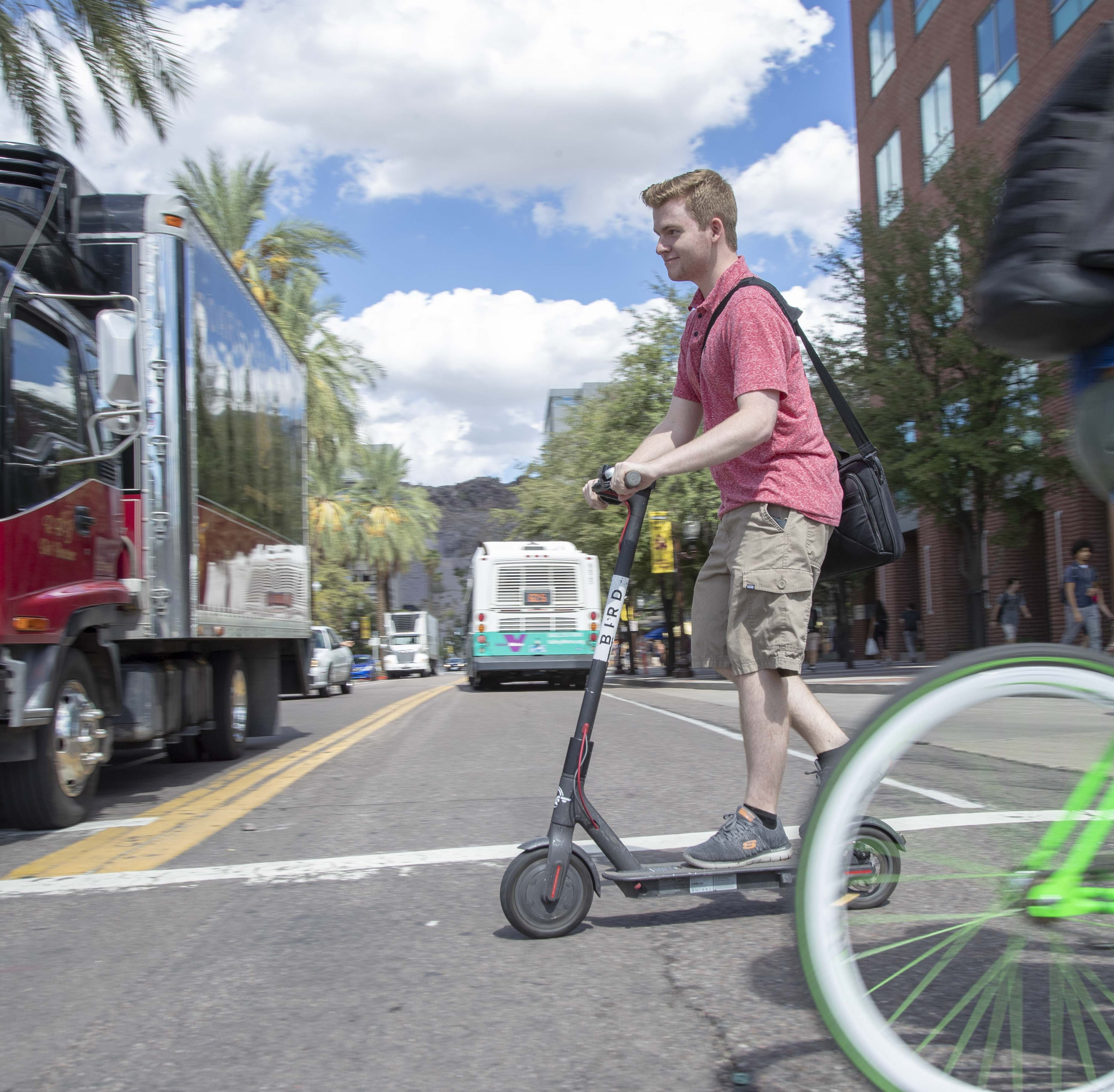 ASU to electric scooter companies: Get off the Tempe campus