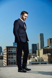 "Danny Gokey is touring the United States to support his album, ""Rise."""
