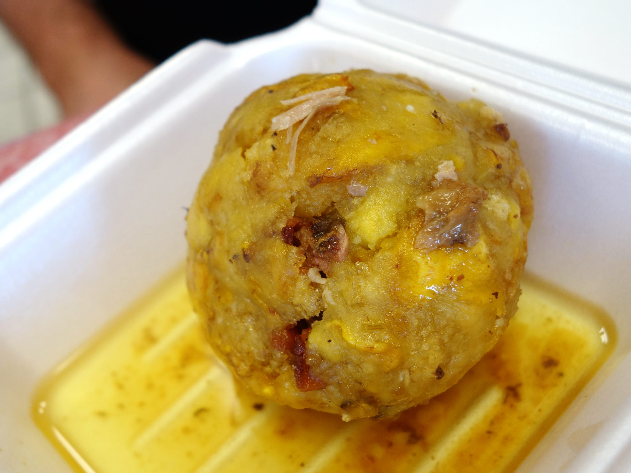 Mofongo at Millie's Cafe in Mesa.