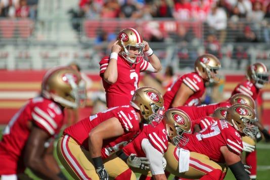 Nfl Arizona Cardinals At San Francisco 49ers