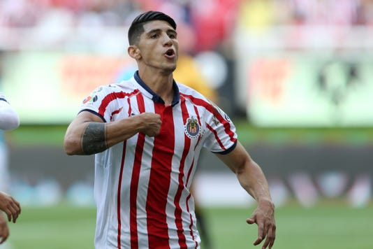 Chivas V Queretaro Torneo Apertura 2018 Liga Mx