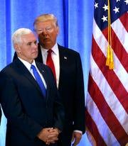 Aunque presume una gran relación con AMLO, Trump 'le hace el feo' a la invitación y enviará a  Mike Pence en su representación, a su toma de posesión en México.