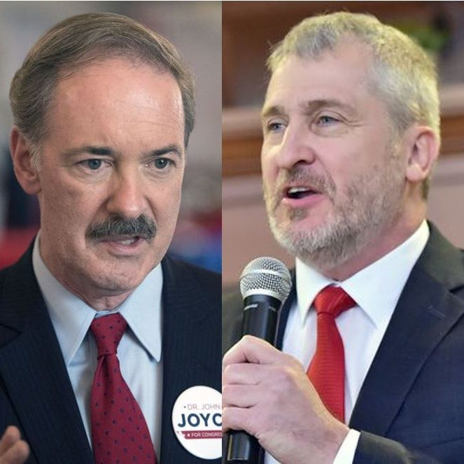 Live results in Pa. 2018 election: Joyce vs. Ottaway in 13th Congressional District