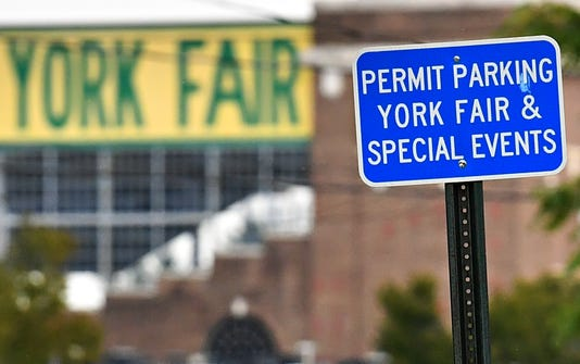 York Fair Parking