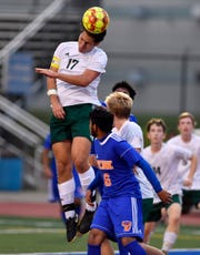 York Catholic's Nick DeMarco is the York-Adams Division III Boys' Soccer Player of the Year. DISPATCH FILE PHOTO
