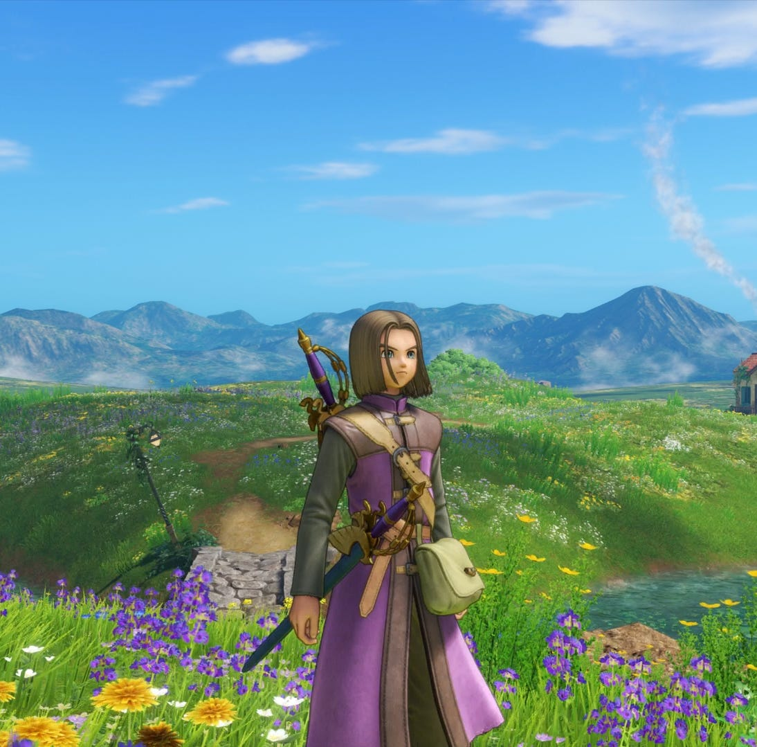 Dragon Quest XI review: The best Dragon Quest I've ever played | Technobubble