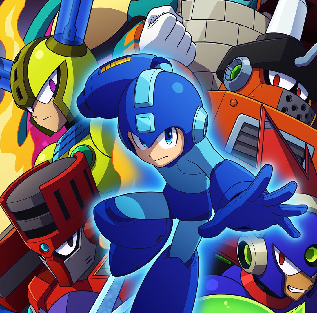 Review: Mega Man 11 is mighty good | Technobubble