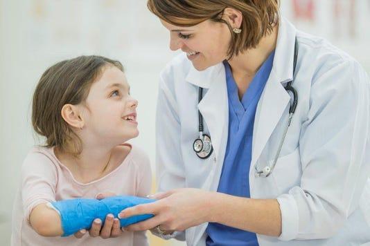 Healthsource Broken Arms Children