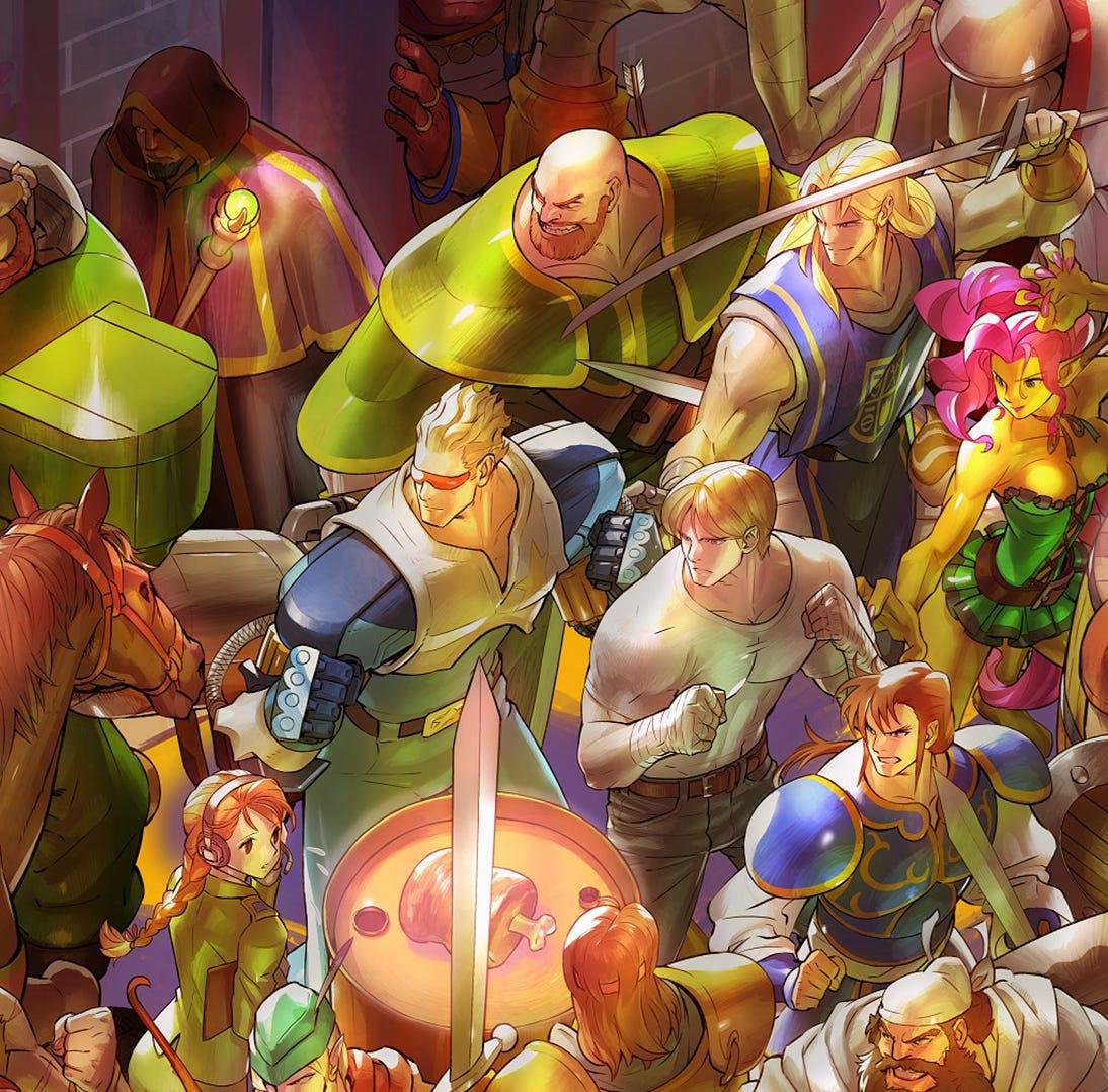 No quarter: Capcom Beat 'Em Up Bundle review | Technobubble