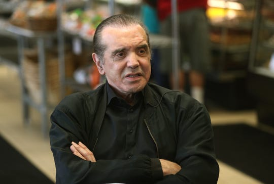 Actor Chazz Palminteri