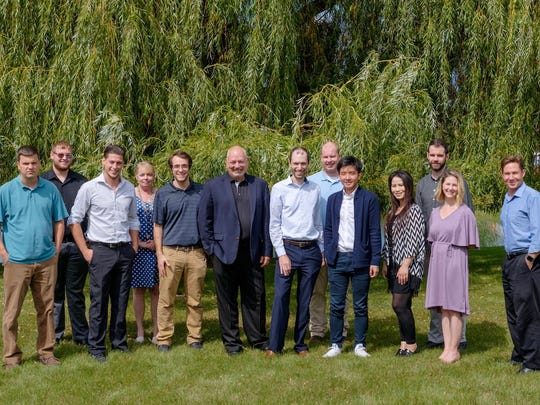 The Poseidon Systems team