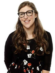 "Emmy Award-nominated actress Mayim Bialik, who stars on TV's ""The Big Bang Theory,"" will speak at RIT Saturday, Oct. 20."