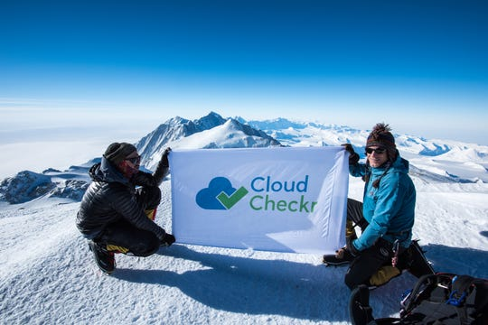 CloudCheckr was able to connect to the cloud even in Antarctica.