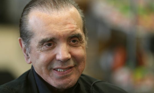 "Chazz Palminteri: ""My mother was still mad at me at 97 years old because her part wasn't bigger"" in ""A Bronx Tale."""