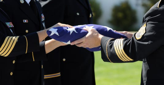 The national cemetery program provides burial sites for military members and veterans, as well as their spouses and their dependents.