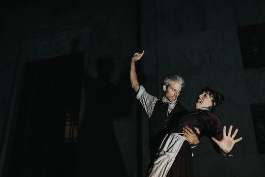 "Enlightened Theatrics' production of ""Sweeney Todd"" ran from Oct. 10 through Nov. 4, 2018."