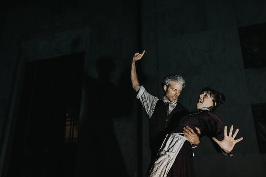 "Enlightened Theatrics' production of ""Sweeney Todd"" ran from Oct. 10 through Nov. 4, 2018."