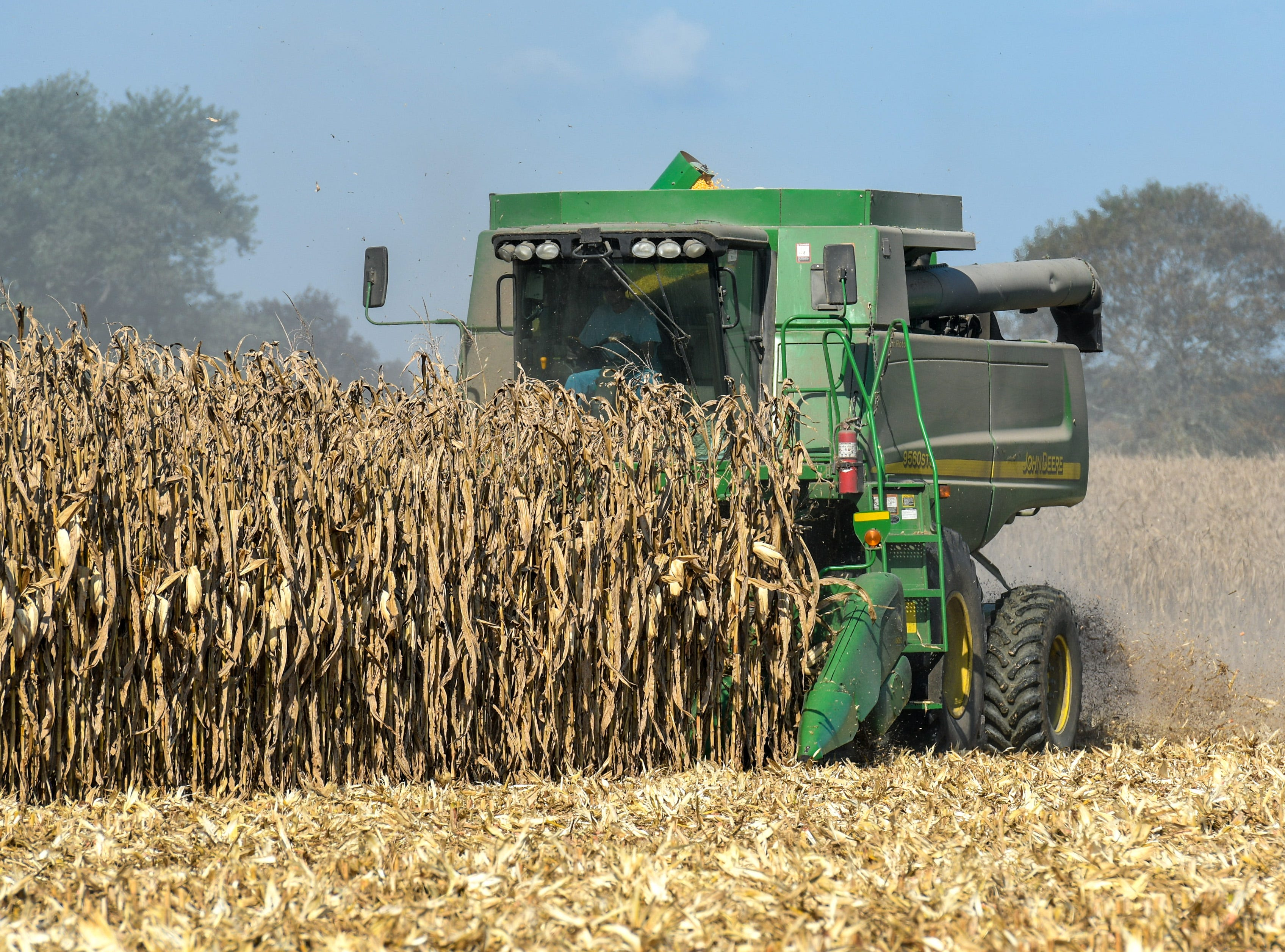 Harris lone Eastern Shore dissent on new $867 billion Farm Bill