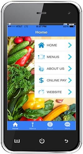 The Indian River School District is now using this app to help with school lunches.