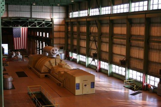 Unit 4 Turbine Generator