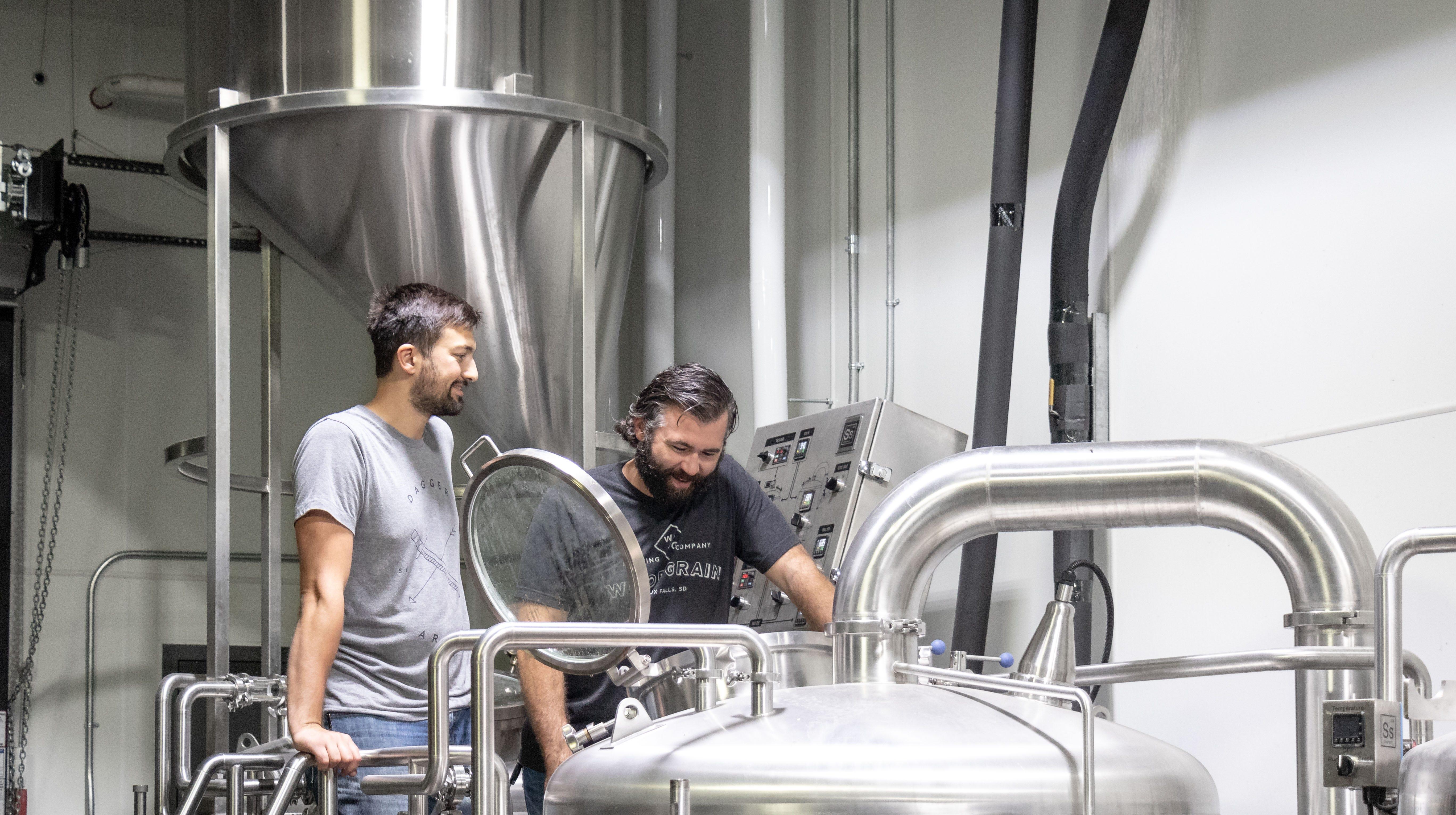 WoodGrain, Fernson teaming up on new beer