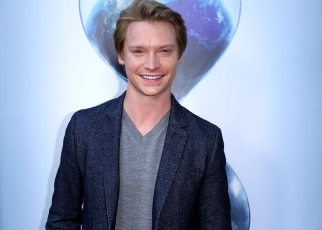 """Deadline.com reported Oct. 2, 2018 that actor Calum Worthy was chosen to play Nicholas Godejohn in """"The Act,"""" a Hulu true-crime series that plans to focus on the Gypsy Blanchard case for its first season. In this July 25, 2017 photo, Worthy arrived at a film premiere in Los Angeles."""