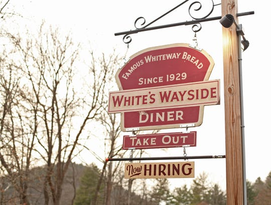White's Wayside offers a taste of local cuisine to visitors passing through Churchville. The diner first opened in the 1929 and became famous for its fresh bread.
