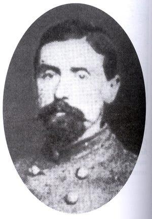Carter Berkeley during the Civil War.