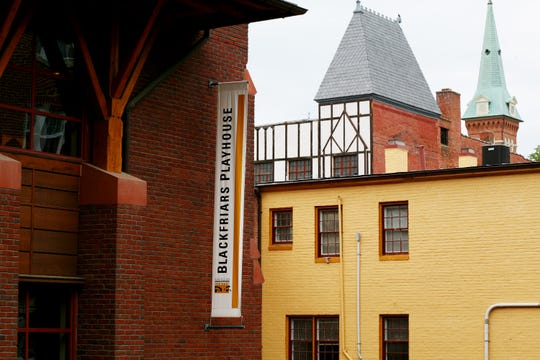 The Blackfriars Playhouse in Staunton is the only reproduction of Shakespeare's indoor theater in the world.