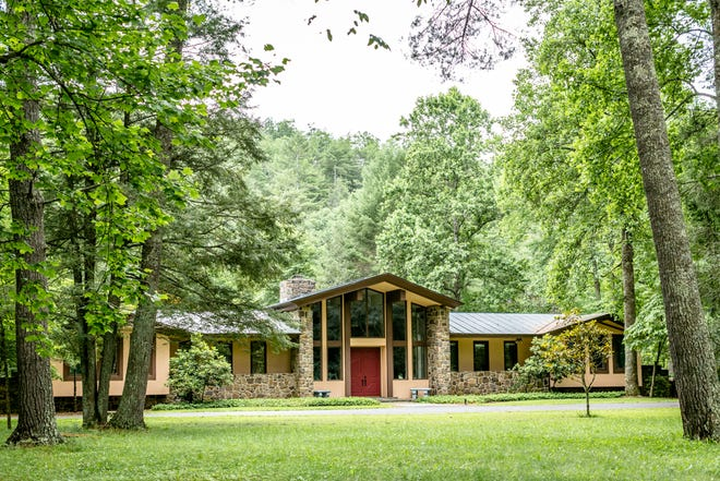 On the market: 2991 Old Parkersburg Turnpike in West Augusta could make for a great bed and breakfast with 22 acres of national forest.