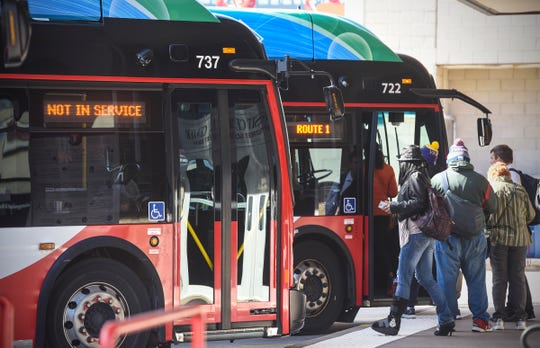 Sartell mayoral candidate Ryan Fitzthum says successfully implementing a new direct-service bus system is one of his top projects for the city.