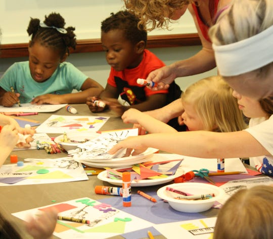 Museum of Florida History's Second Saturday Family Program, which will focus on food for harvest this October.