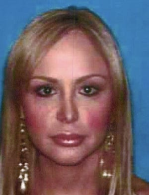 """Ana Marie Hernandez, 41, nicknamed """"La Muñeca"""" because of her Barbie-doll looks and reputed luxurious lifestyle."""