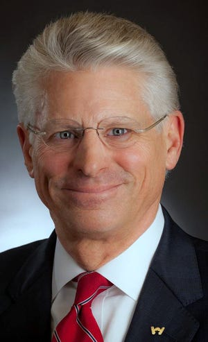 El Paso banker Rick Francis has resigned as chairman of the Texas Tech University Board of Regents.