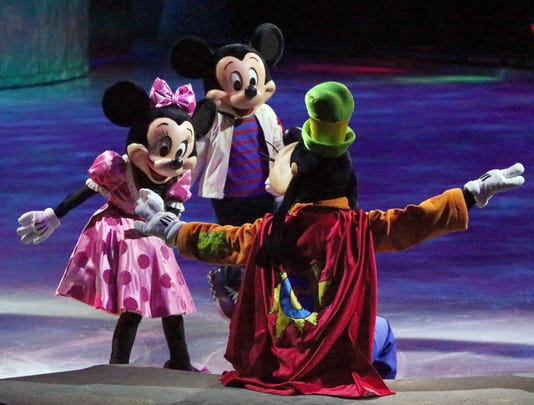 5 Disney On Ice