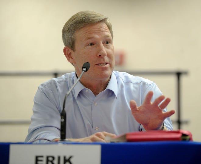 Erik Nasarenko, Ventura County District Attorney