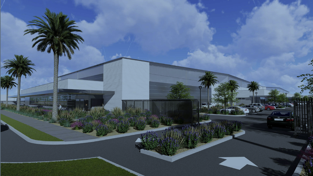 High-end hangar complex could replace cars at Camarillo Airport