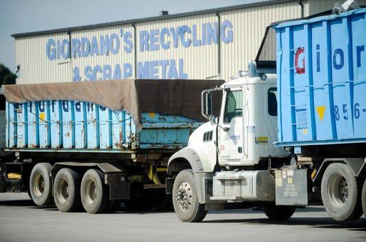 Giordanos Recycling
