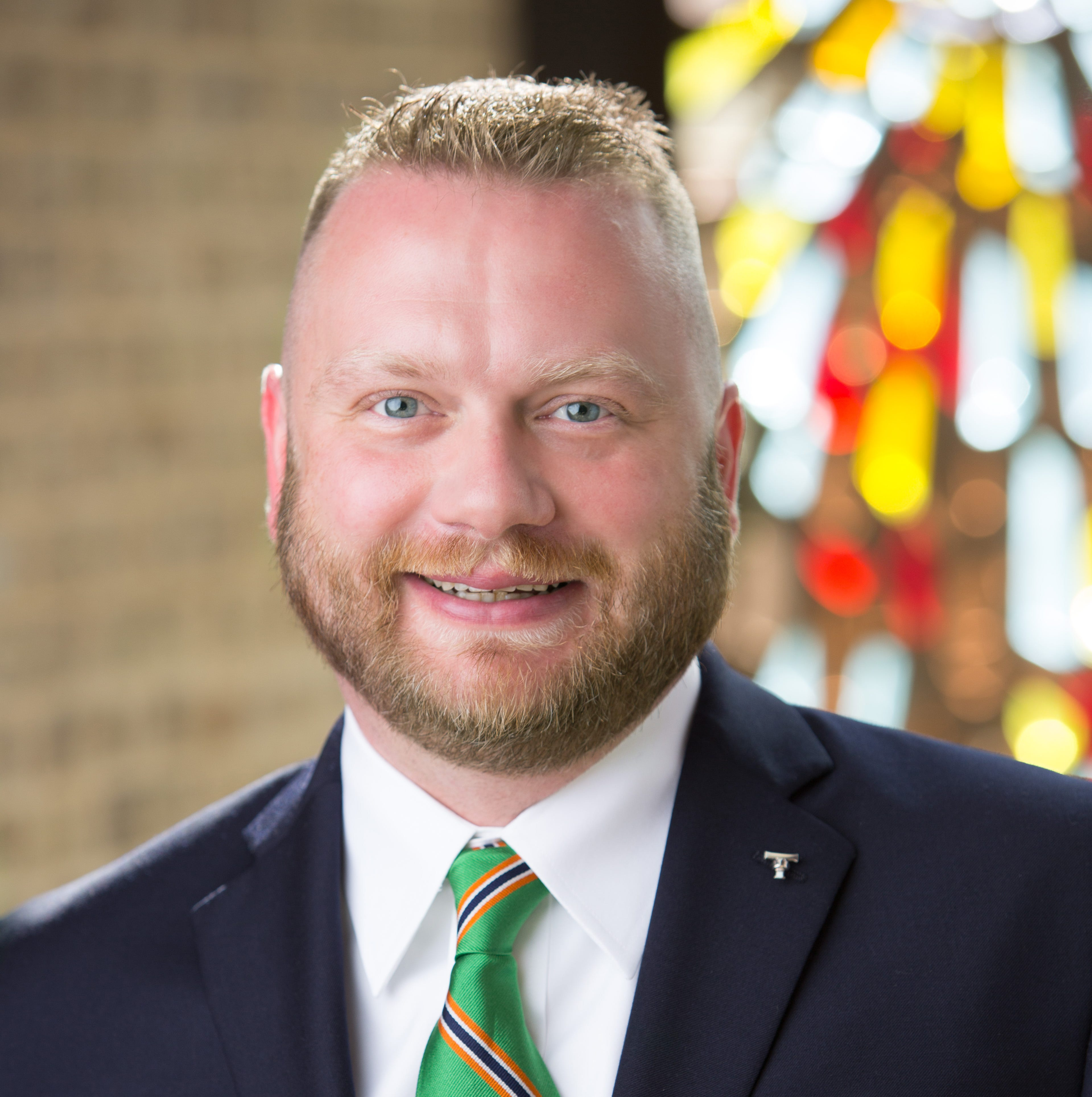 Rev. Topher Rodgers named clergy person in charge at Episcopal Church of Wichita Falls