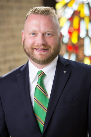 The Rev. Topher Rodgers, Episcopal Church of Wichita Falls