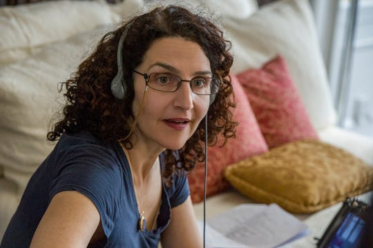 """Writer/director Tamara Jenkins mined her own struggle with conceiving after 40 in """"Private Life."""""""