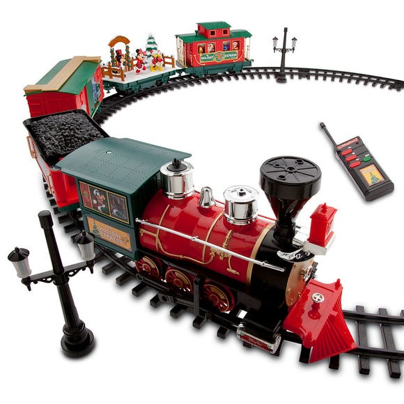 Disney Parks Holiday Train Set is among the Top 15 Toys for 2018 from shopDisney and Disney store.