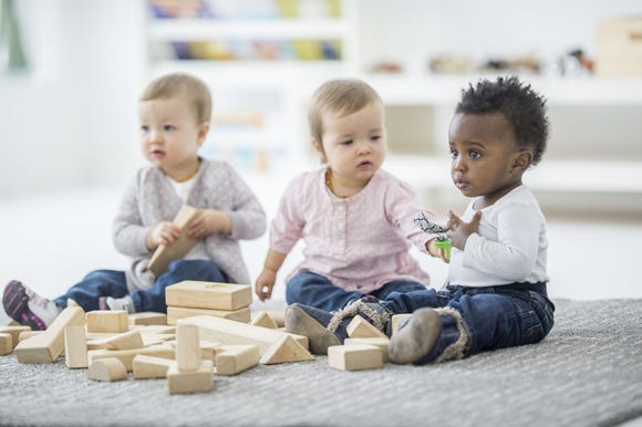 Young children in daycare do get more more ear and respiratory tract infections, a 2010 study reported.