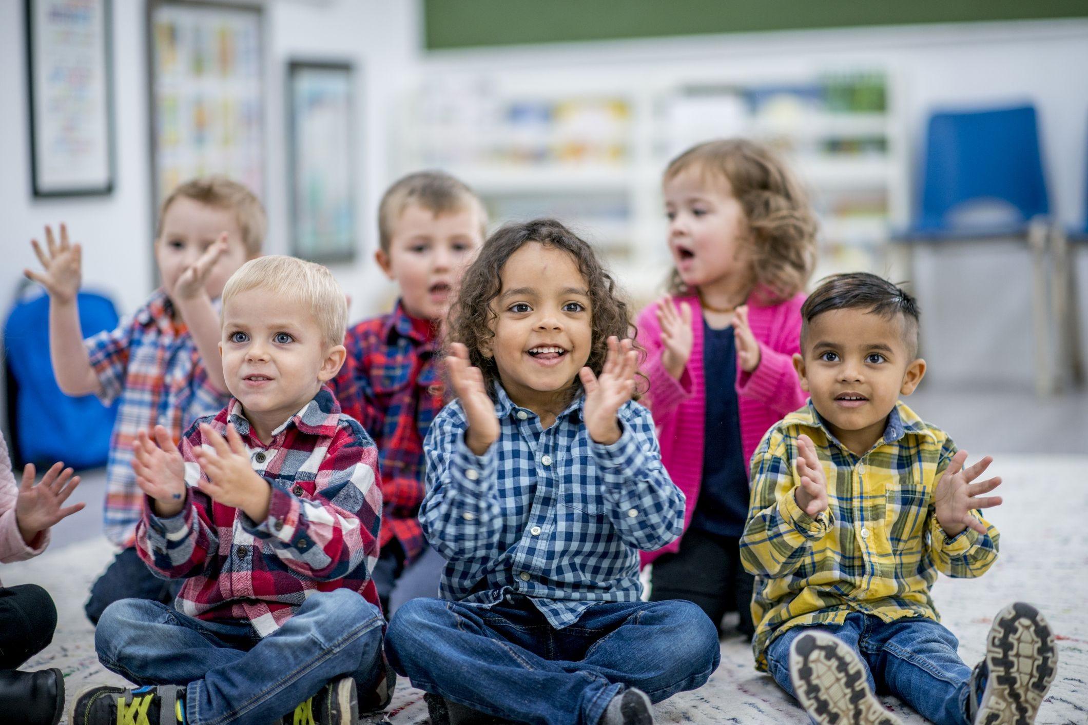 benefits of child care