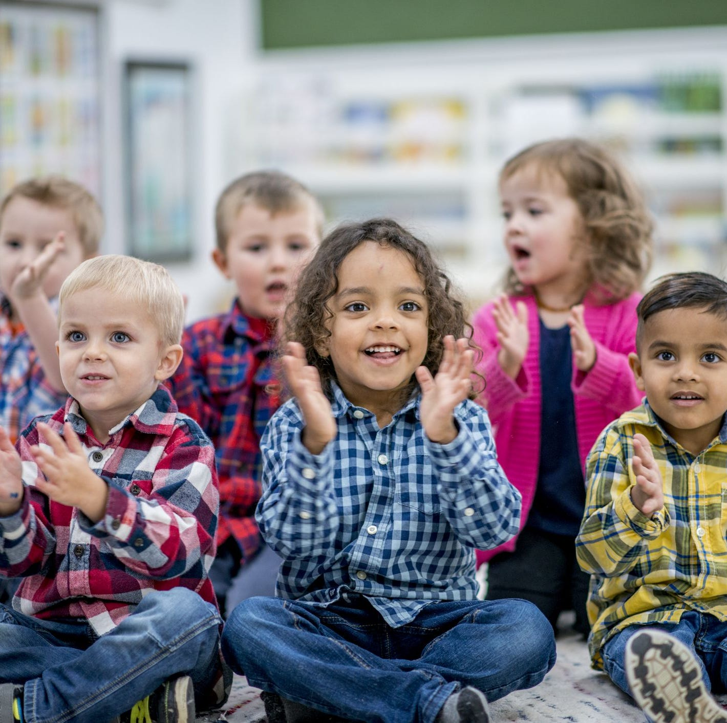 Children who attended daycare before the age of 3 were better behaved than children who were cared for by friends and family, a recently published study found.